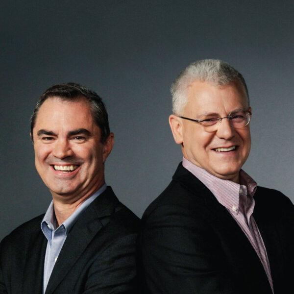 David Smith and Brad Johnson